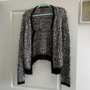 Fenn Wright Manson Sweater Jacket Blazer XL